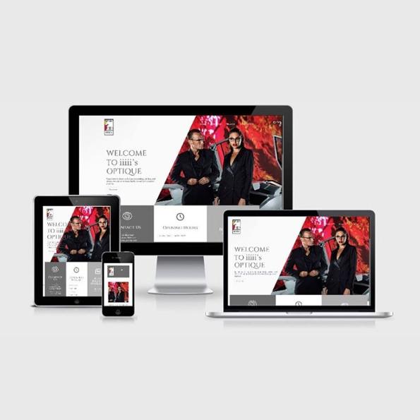 Iiiiis Optique Web Design And Development