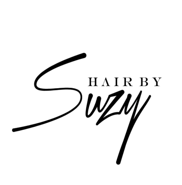 Hair By Suzy Logo Design